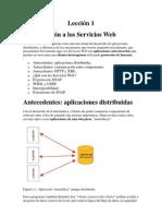 Servicios Web Leccion1 2010