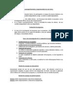 Diseños cuasiexperimentales y experimentales de caso único exposicion mia