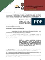 APOSTILA - Direito Eleitoral - Rodrigo Souza
