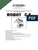 Manual de Programacion - Brazo Manipulador C-5
