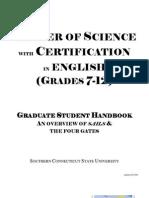 2009 MS Plus Cert Handbook