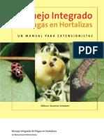 Scholaen Susana - Manejo Integrado de Plagas en Hortalizas