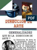 Direccion de Arte General Ida Des