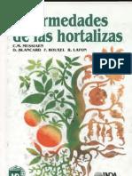 Messiaen Blancard - Enfermedades de Las Hortalizas