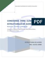 Cone Xi Ones Para Elementos Estructurales de Acero