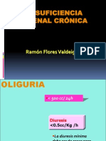 11) Dr. Flores - Insuficiencia renal crónica