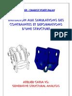 Simulations Entretoise