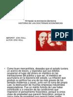 Historia de Las Doctrinas Economic As Eric Roll Macedonio Parte 96