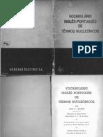 Dicionário de Termos Nucleares