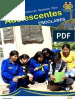 Manual de Habilidades Sociales Para Adolescentes