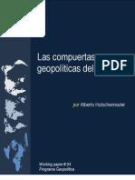 Caei. Las Compuertas Geopoliticas Del Siglo XX