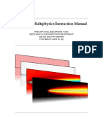 00 COMSOL Multi Physics Introduction