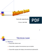 Tecnicos Lean