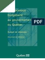 Process Budget