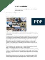 Renovação nas quadras - Moreira - Livro 1