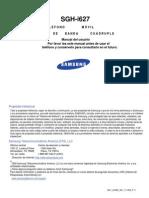 Manual SGH i627