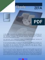 Elemento Filtrante ZETA