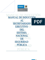 Manual de Induccion Al Secret Aria Do Ejecutivo