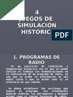 4 Juegos de Simulación Histórica