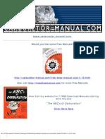 Full Auto Glock Conversion Manual
