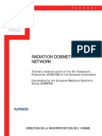 Radiation Dosimetry Networks