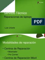 Presentación ST Reparaciones 2012 120319LUA