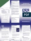 2011 SSSS Membership Brochure