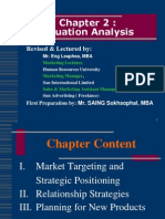 Chapter 3-Desigining Market-Driven Strategies