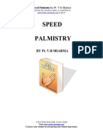 Sharma, V.R. - Speed Palmistry