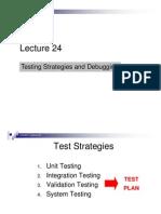 24 Testing Strategies