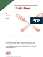 Apda Diet Booklet