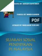 20120322110322sejarah Pendidikan Di Malaysia.(1)