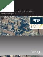 Bing Maps GIS White Paper