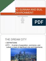 Quran and Sunnah and Buil t Environment Spahic