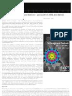 Social Branding Strategic Outlook 2012-2015 Mexico, 2012