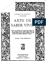 El Arte de Sader Vivir