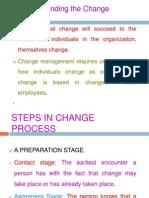 Change Process Ppt @ Bec Doms Mba Bagalkot Mba