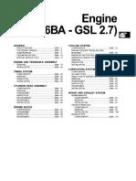 Engine Mechanical (G6BA-GSL2.7)
