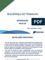 SEGURANÇA DO TRABALHO 02