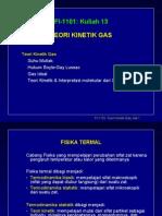 4699661382_Kuliah-14 Teori Kinetik Gas