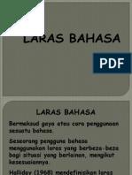 4.Laras Bahasa