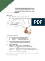 Teknik Menjawab Sains UPSR
