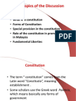 2011100700101805-Constitution of Malaysia(Dr Sultana)