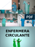 Seminario de Enfermera Circulante