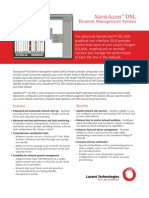 DSL Element Management System Brochure
