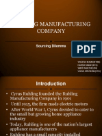 Rhuling Manufacturing Company