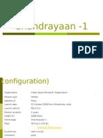 Chandrayaan - 1