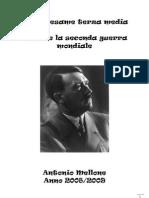 Tesina Hitler Seconda Guerra Mondiale