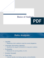 91814 Basics of Analysis