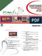 VOL-1---DOCUMENTO-DE-EVALUACION-DE-AVANCE-Y-EJECUCION-DEL-POT-1999---2007